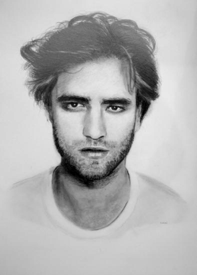 Robert Pattinson por steve2656